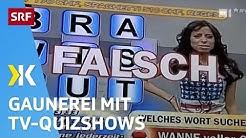 Kassensturz - Gaunerei mit TV-Quizshows