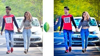 Snapseed Couple Photo Retouching Editing Tricks | Best Color Grading Effect Editing |Snapseed Edits