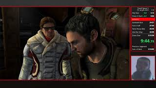 Dead Space 3 PC Any% NG+ Speedrun 2:14:52