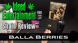 Balla Berries - Sativa - by Gashouse - Strain Review - from Dr Greenthumbs, Sylmar Ca