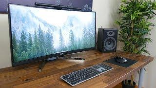 ultimate desk setup tour