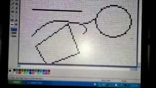 Windows XP paint tutorial