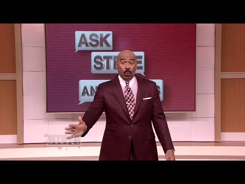 Ask Steve Anonymous: Don't Cup Your Momma! from YouTube · Duration:  1 minutes 55 seconds