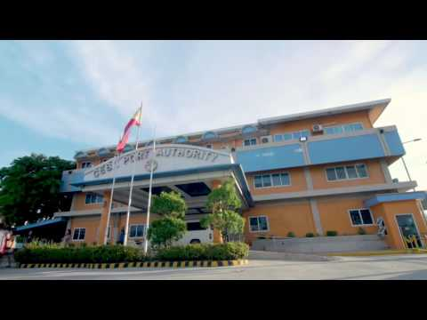 Cebu Port Authority - Changing with the times forging ahead at 25