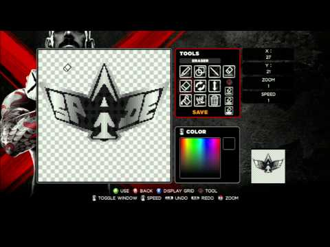 IWF Roster : Spade 'HD (WWE'13) Xbox 360