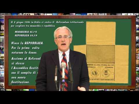 Diritto 13 Storia dello stato italiano: la democrazia repubblicana. Cittadinanza e Costituzione