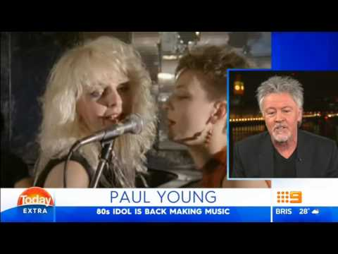 Paul Young - Today Extra interview May 2016