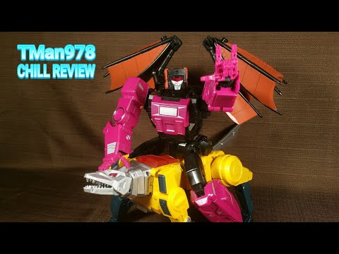 FANSTOYS FT-23 DRACULA 3rd Party MP MINDWIPE CHILL REVIEW