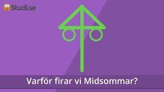 Varför firar vi Midsommar (Religion) - Studi.se Resimi