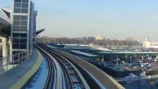 How to get to Midtown Manhattan from JFK(Terminal8) with Airtrain & Subway