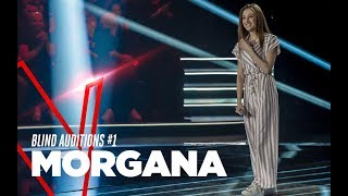 "Morgana  ""Halo"" - Blind Auditions #1 - TVOI 2019"