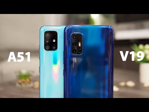 Samsung Galaxy A20s VS Oppo A5 (2020) - Which is Better!!.