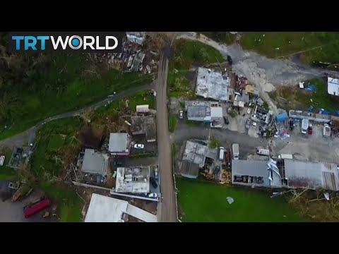 Money Talks: President Trump visits Puerto Rico after devastating hurricanes