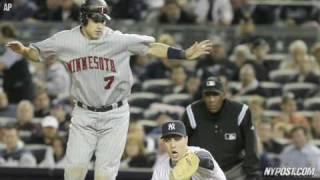 Yanks 1-Up Twins - New York Post