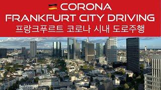 ?? Frankfurt Corona - city dri…