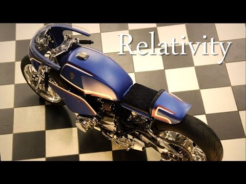 画像: Cafe Racer (Suzuki GSX 750 By Kikishop Customs) www.youtube.com