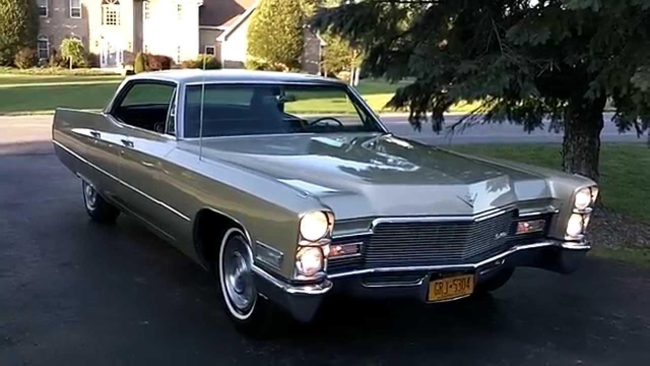 1968 Cadillac Calais Michael Stanton 315 853 1967 Sold