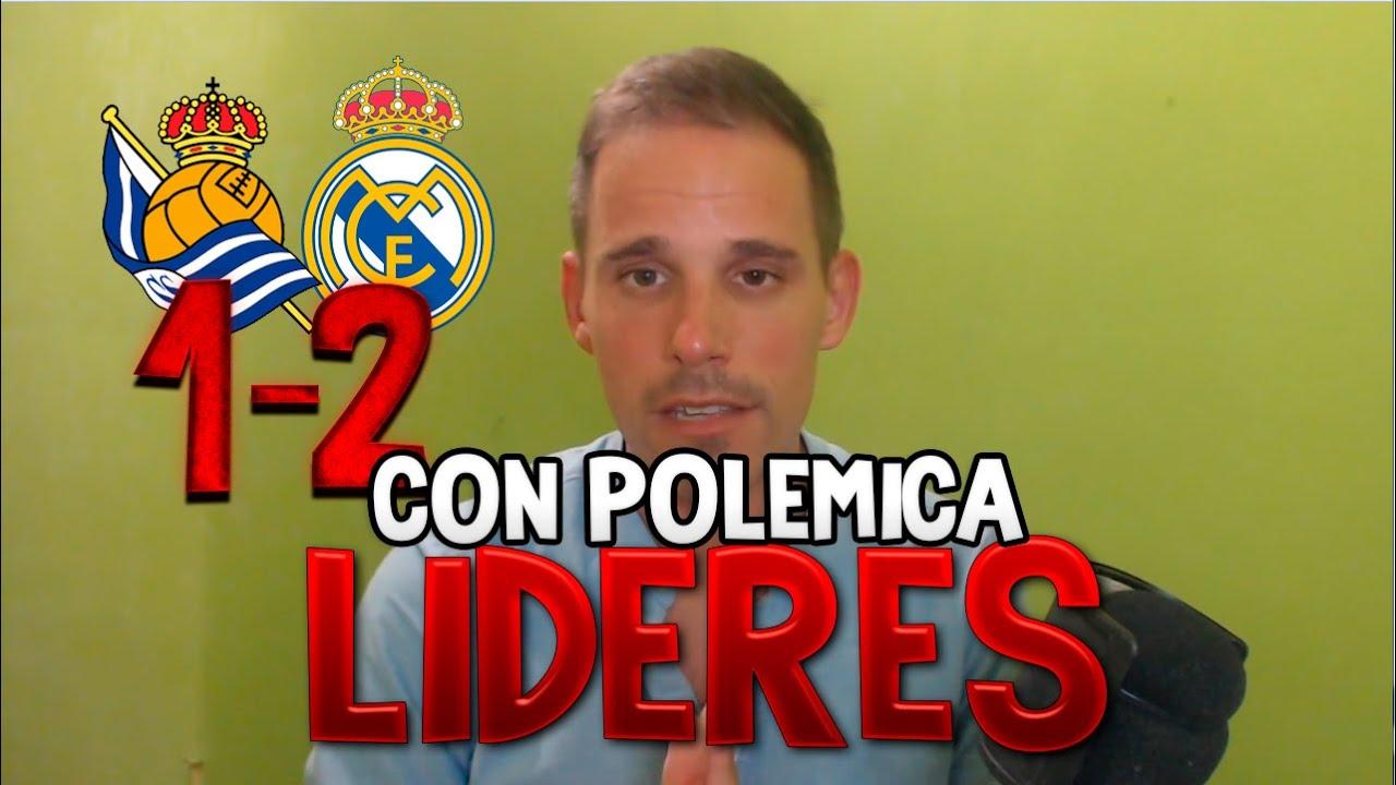 Real Sociedad vs. Real Madrid - Reporte del Partido - 21 junio ...