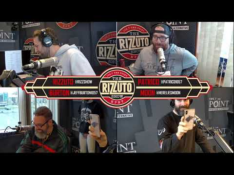 Rizz takes his first TUSH SHOT of the season [Rizzuto Show]