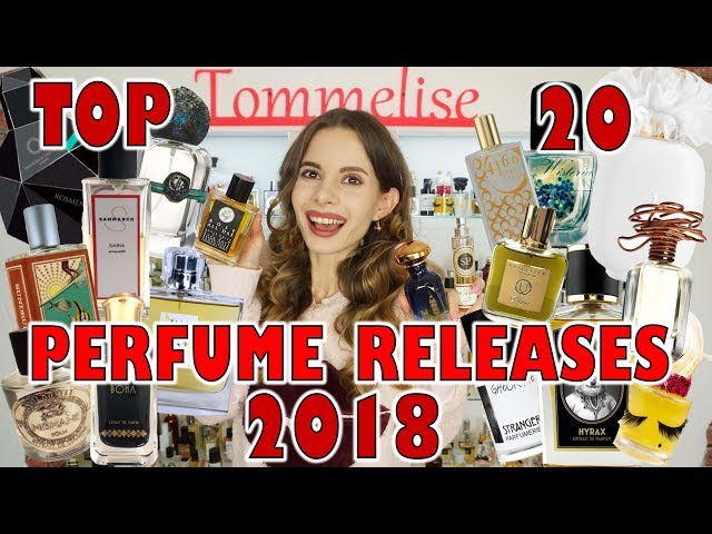 BEST PERFUMES RELEASES OF 2018 (NICHE EDITION)  | Tommelise