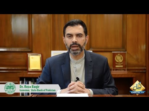 Governor SBP, Dr. Reza Baqir's statement on Monetary Policy State Bank of Pakistan