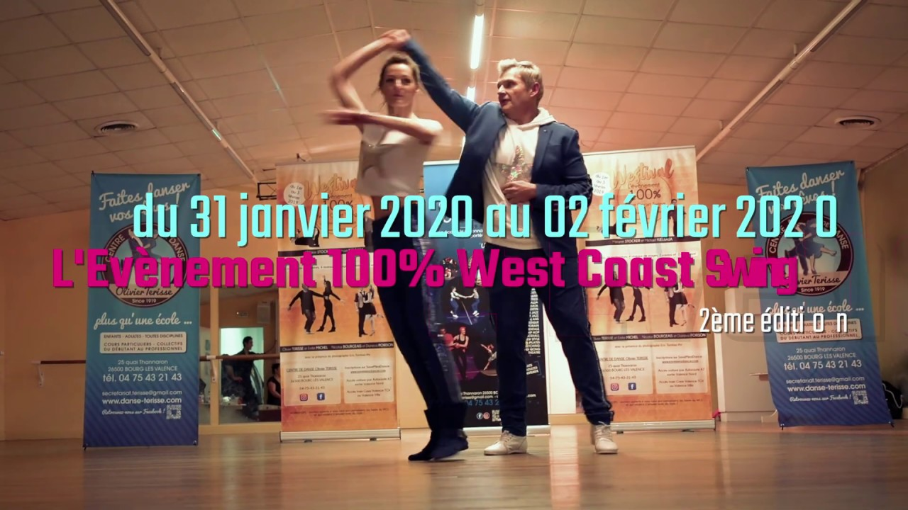 West Coast Swing Events 2020.Westival West Coast Swing 2020 Valence France