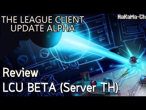 [Review] LCU BETA (Server TH) || เปิดมาก็สวยแล้ว !!