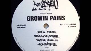 Growin Pains - Virtual Reality (1997)