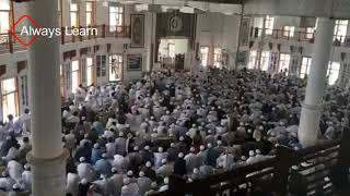 Molana Tariq Jameel Latest Bayan-13 July 2018-Jumma Bayan in Baitussalam-Karachi