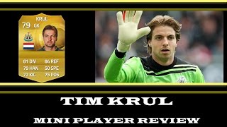 FIFA 15 - PLAYER REVIEW TIM KRUL