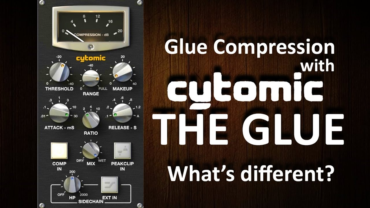 the glue vst fl studio