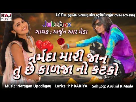 Arjun R Meda New Timli,||  Narmada Mari jaan, Tu Che Kalja no katko, || RAJ Music