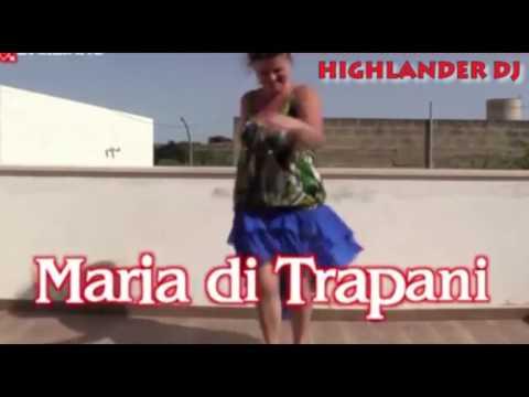 Alberto Lipari presenta Maria di Trapani 2008 - LIncontro con Salvatore da Paceco