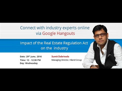 Hangouts with Sumit Dabriwala, Managing Director, Hiland Group