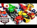 Transformers Rescue Bots Toy Collection With Bumblebee Heatwave Boulder Blades Chase   Optimus Prime