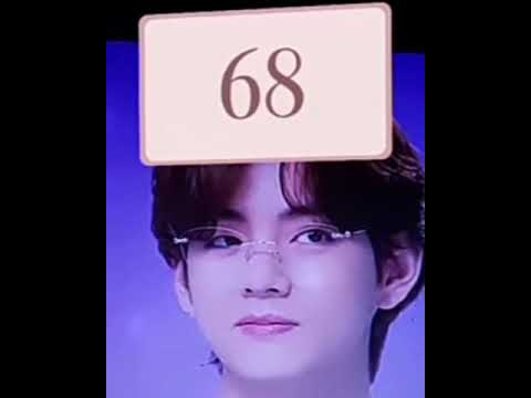 Taehyung Version - What Age Will You Get Married. And Taehyung Reaction
