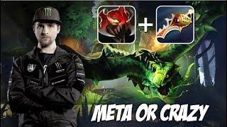 META OR CRAZY - Viper Build Madness+Divine Rapier by Loda - Dota 2