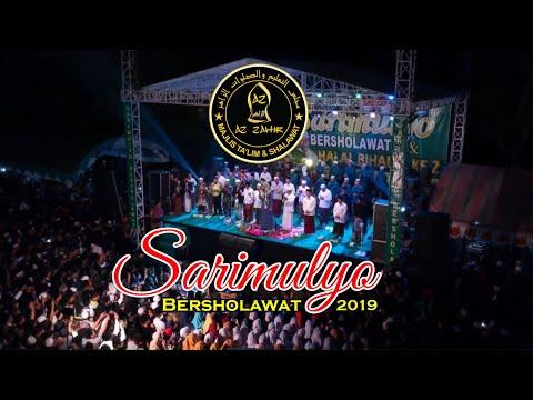 Live Azzahir - Sarimulyo Bersholawat New 2019