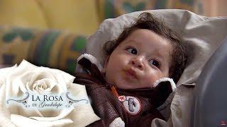Marisela decide abandonar a su hijo con Mario   Con todo el corazón   La Rosa de Guadalupe