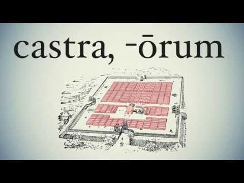 Castra, the Roman Army Camp