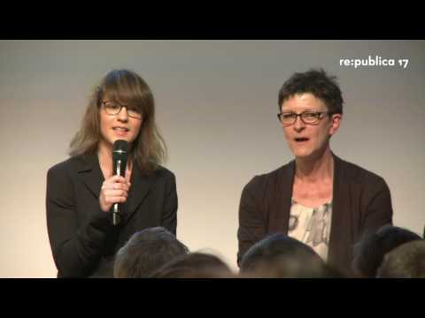 re:publica 2017 – (Wofür) Braucht Deutschland eine Schul-Cloud? on YouTube