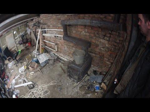 видео: Буржуйка в гараж  Финал