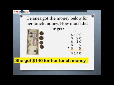 Tell the Worth of a set of Money [Jamaican Money]