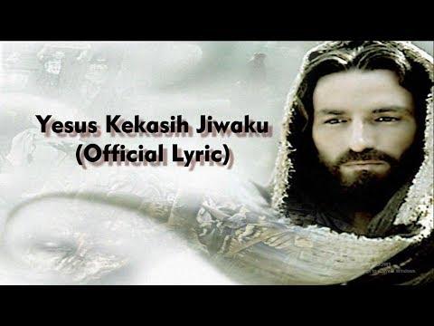 Lagu Rohani Katolik - Yesus Kekasih Jiwaku (Official Lyric) Terbaru