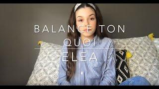 Gambar cover Eléa - Balance ton quoi (Angèle)