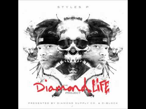 Styles P - The Diamond Life Project (Full Mixtape) Hip-Hopjunkie.blogspot.co.uk