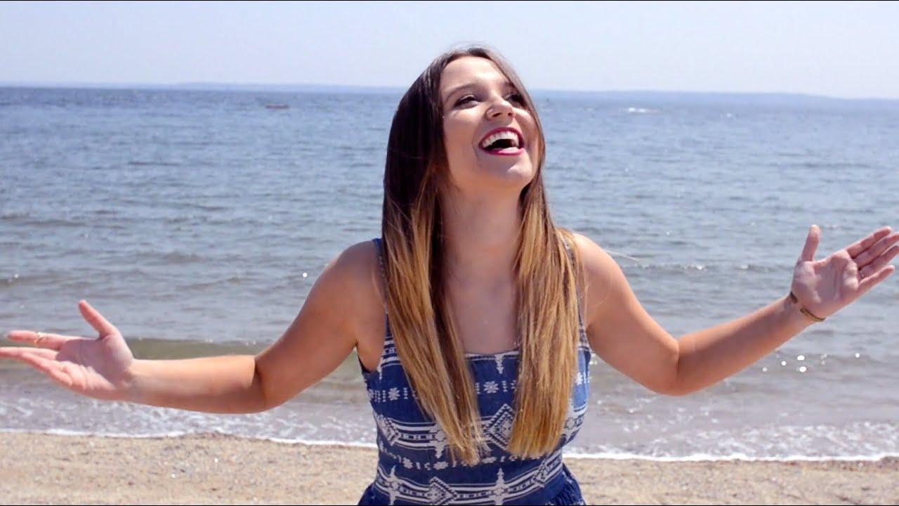 Brave - Sara Bareilles | Ali Brustofski Cover (Music Video) - YouTube