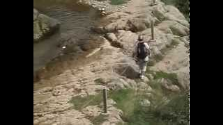 Via ferrata Saint Hilaire (Mona Lisa Klaxon) HD