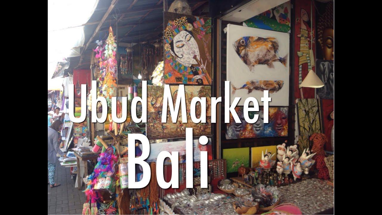 ubud-village Bali Ubud Shopping