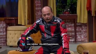 The Best Ini Talk Show Widih Pak RT Banting Setir Jadi Pembalap